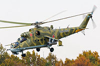 Helicopter-DataBase Photo ID:16383 Mi-24P Russian Navy RF-90639