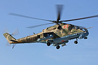 Helicopter-DataBase Photo ID:16769 Mi-24P Russian Air Force RF-91071 cn:3532433623508
