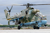 Helicopter-DataBase Photo ID:16381 Mi-24P Russian Air Force RF-91072