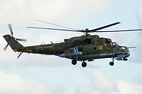 Helicopter-DataBase Photo ID:16715 Mi-24P Russian Air Force RF-91225