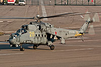 Helicopter-DataBase Photo ID:15042 Mi-24P Russian Air Force RF-91226