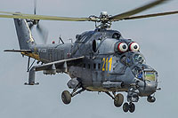 Helicopter-DataBase Photo ID:15843 Mi-24P Russian Air Force RF-91226