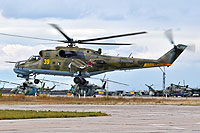 Helicopter-DataBase Photo ID:16082 Mi-24P Russian Air Force RF-91227
