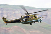 Helicopter-DataBase Photo ID:16235 Mi-24P Russian Air Force RF-91227