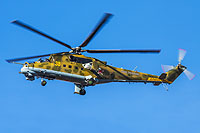 Helicopter-DataBase Photo ID:16079 Mi-24P Russian Air Force RF-91232