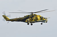 Helicopter-DataBase Photo ID:14501 Mi-24P Russian Air Force RF-91259