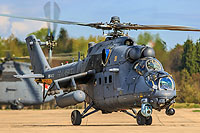 Helicopter-DataBase Photo ID:15231 Mi-24VM-3 Russian Air Force RF-91272 cn:34075817102