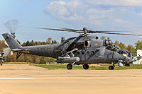 Helicopter-DataBase Photo ID:10156 Mi-24VM-3 Russian Air Force RF-91274 cn:34075817105