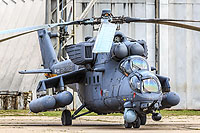Helicopter-DataBase Photo ID:15230 Mi-24VM-3 Russian Air Force RF-91276