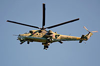 Helicopter-DataBase Photo ID:14336 Mi-24P Russian Air Force RF-91836