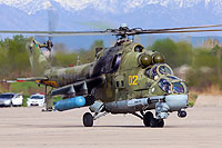 Helicopter-DataBase Photo ID:16236 Mi-24P Russian Air Force RF-91855