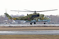 Helicopter-DataBase Photo ID:11413 Mi-24P Russian Air Force RF-91859