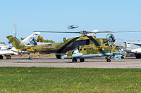 Helicopter-DataBase Photo ID:16078 Mi-24P Russian Aerospace Force RF-91860