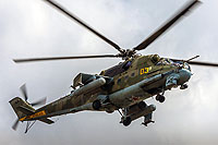 Helicopter-DataBase Photo ID:16555 Mi-24P Russian Air Force RF-91861