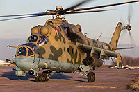 Helicopter-DataBase Photo ID:16382 Mi-24P Russian Air Force RF-92084