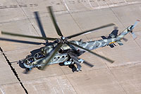 Helicopter-DataBase Photo ID:15640 Mi-24P Russian Air Force RF-92502