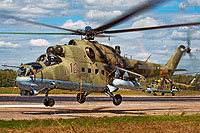 Helicopter-DataBase Photo ID:16064 Mi-24P Russian Air Force RF-92511