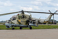 Helicopter-DataBase Photo ID:16065 Mi-24P Russian Air Force RF-92511