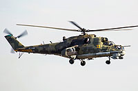 Helicopter-DataBase Photo ID:14209 Mi-24P Russian Air Force RF-93061