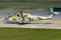 Helicopter-DataBase Photo ID:16081 Mi-24P Russian Air Force RF-93077