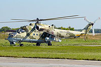 Helicopter-DataBase Photo ID:16083 Mi-24P Russian Air Force RF-93079