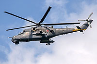Helicopter-DataBase Photo ID:10481 Mi-24P Russian Air Force RF-93083