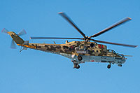 Helicopter-DataBase Photo ID:17973 Mi-24P Russian Aerospace Force RF-93083