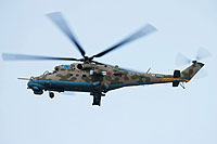 Helicopter-DataBase Photo ID:16764 Mi-24P Russian Air Force RF-93091 cn:3532432927386