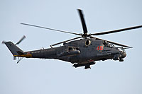 Helicopter-DataBase Photo ID:16765 Mi-24P Russian Air Force RF-93140