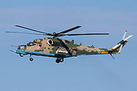Helicopter-DataBase Photo ID:15218 Mi-24VM-3 Russian Air Force RF-93162 cn:34075817155