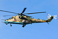 Helicopter-DataBase Photo ID:17690 Mi-24VM-3 Russian Air Force RF-93163
