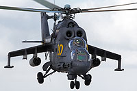 Helicopter-DataBase Photo ID:11446 Mi-24P Russian Air Force RF-93546
