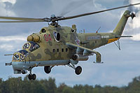Helicopter-DataBase Photo ID:18274 Mi-24P Russian Aerospace Force RF-93549 cn:3532432623245