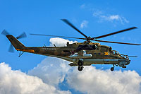 Helicopter-DataBase Photo ID:16553 Mi-24P Russian Air Force RF-93573