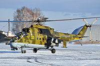 Helicopter-DataBase Photo ID:11426 Mi-24P Russian Air Force RF-93575