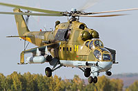 Helicopter-DataBase Photo ID:14484 Mi-24P Russian Air Force RF-93575