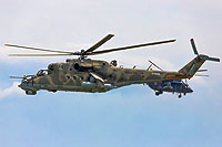 Helicopter-DataBase Photo ID:16887 Mi-24P Russian Aerospace Force RF-94966 cn:3532431723756