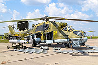Helicopter-DataBase Photo ID:15314 Mi-24P Russian Air Force RF-94976