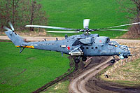 Helicopter-DataBase Photo ID:15884 Mi-24VM-3 Russian Air Force RF-94980 cn:34075817113