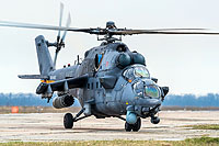 Helicopter-DataBase Photo ID:15835 Mi-24VM-3 mod Russian Air Force RF-94983 cn:34075817112