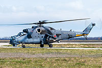 Helicopter-DataBase Photo ID:15844 Mi-24VM-3 mod Russian Air Force RF-94983 cn:34075817112