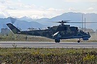 Helicopter-DataBase Photo ID:13120 Mi-24P Russian Air Force RF-95284 cn:3532434826490