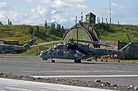 Helicopter-DataBase Photo ID:13121 Mi-24P Russian Air Force RF-95298