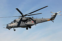Helicopter-DataBase Photo ID:12760 Mi-24VM-3 Russian Air Force RF-95316