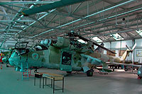 Helicopter-DataBase Photo ID:6176 Mi-24D 1st Aviation Training Centre 015 cn:A1015