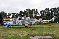 Helicopter-DataBase Photo ID:16919 Mi-24D 1st (37th) Army Aviation Wing 024 cn:103177