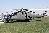 Helicopter-DataBase Photo ID:6633 Mi-24D (upgrade by WZL-1) 56th Combat Helicopters Regiment 211 cn:730211