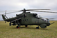 Helicopter-DataBase Photo ID:16734 Mi-24D (upgrade by WZL-1) 56th Combat Helicopters Regiment 456 cn:410456