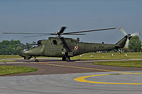 Helicopter-DataBase Photo ID:12601 Mi-24D (upgrade by WZL-1) 56th Army Aviation Base 456 cn:410456