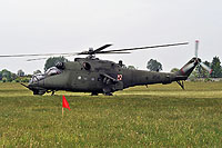 Helicopter-DataBase Photo ID:12614 Mi-24D (upgrade by WZL-1) 56th Army Aviation Base 456 cn:410456